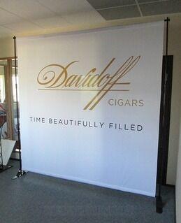 Teleskoopiteline Davidoff cigars