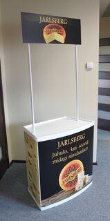 Esittelpöytö Jarlsberg