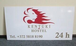 PVC silt Kentuki Hostel