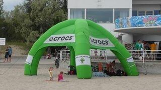 Reklaamtelk Crocs