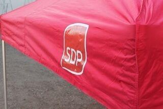 SDP teltta