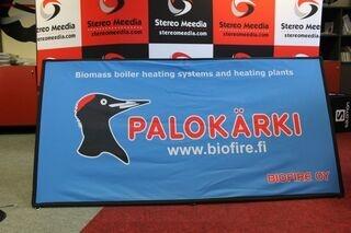 Soft banner 250x100cm Birofire