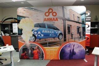 Reklaamsein Ahhaa Teaduskeskus