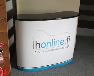 Iso messupöytä Ihonline.fi