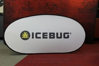 Mainosbanneri Icebug 200x100cm