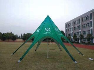 6m star tent