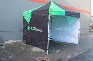 3x3m advertising tent for TKK