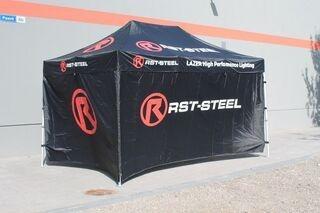 RST-Steel mainosteltta
