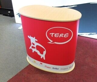 Advertising counter Tere