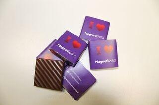 MagneticMRO šokolaadid