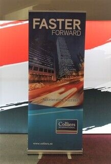 Colliers roll up